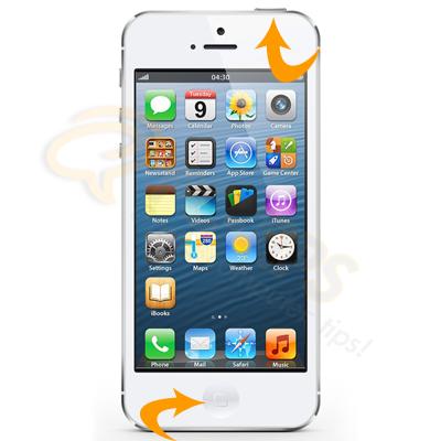 iPhone hard reset uitvoeren