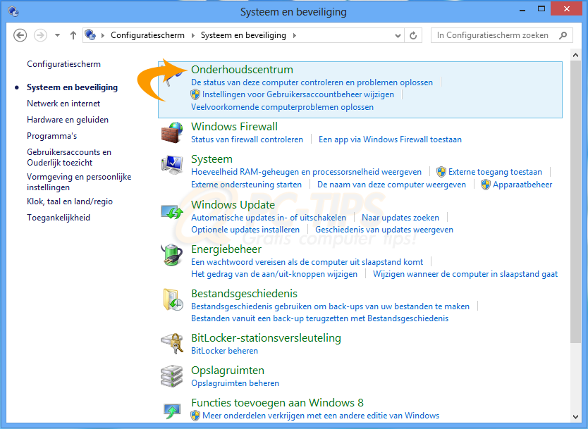 Windows 8 Smartscreen uitschakelen