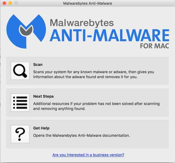 Malware verwijderen uit Mac OSX (virus verwijder instructie)