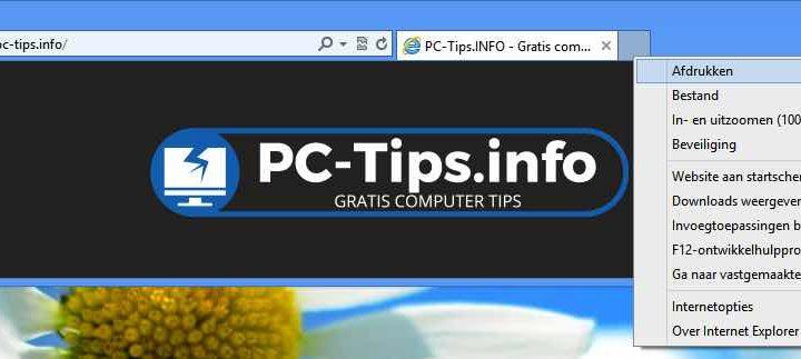 Internet Explorer sneller maken