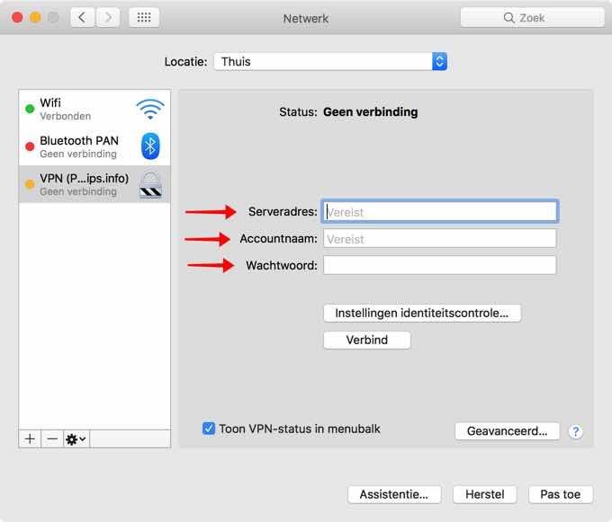 Vpn Instellen Voor Mac Os 100 Of Hoger Pc Tipsinfo
