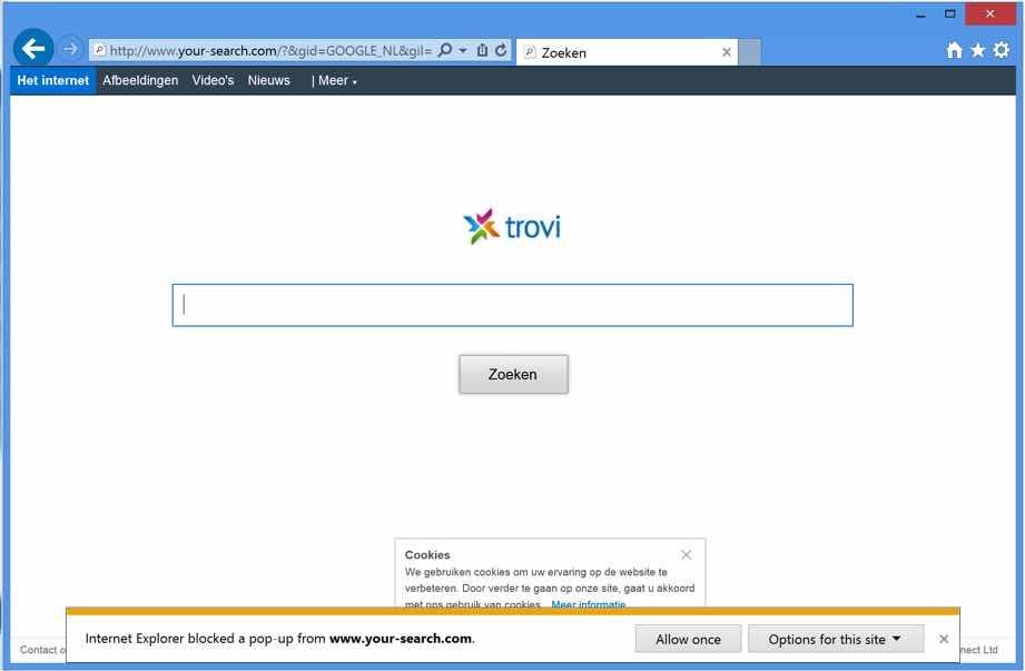 your-search.com verwijderen