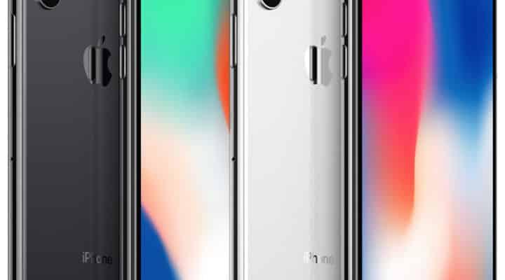 iPhone (X, 8, 8 Plus) zet Dark mode aan in iOS 11