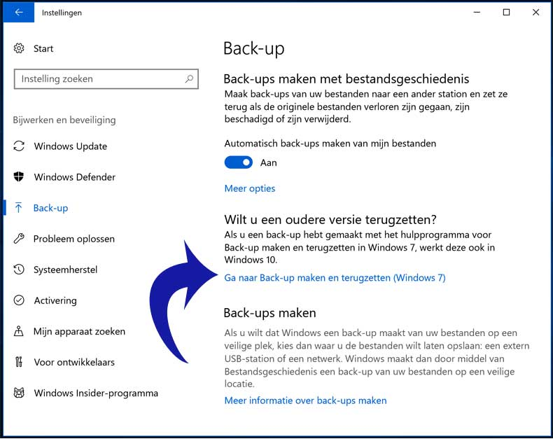 windows-10-systeem-backup-maken