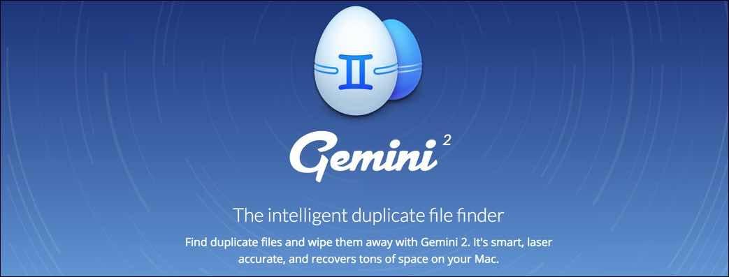 Gemini voor Mac