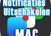 notificaties meldingen uitschakelen mac