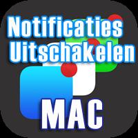 notificaties meldingen uitschakelen mac
