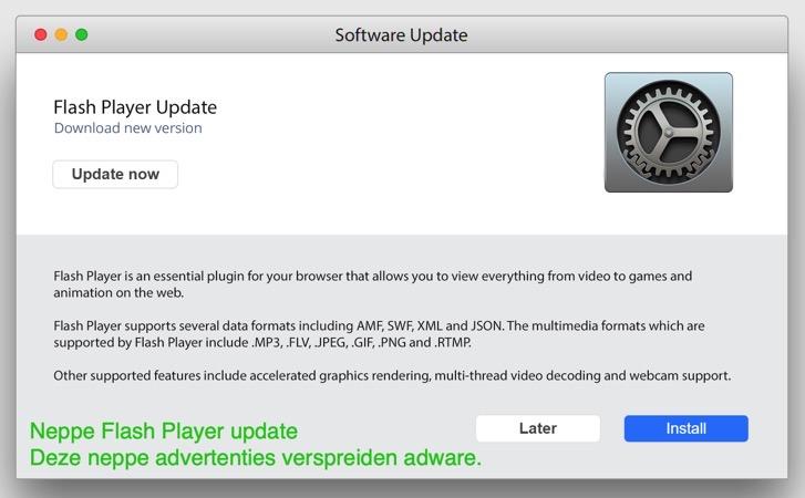 malware verwijderen mac