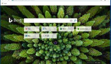 bing verwijderen google chrome