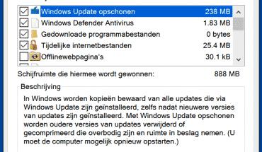 windows bestanden opruimen windows 10 sneller maken