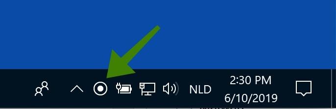 locatie instellen windows 10