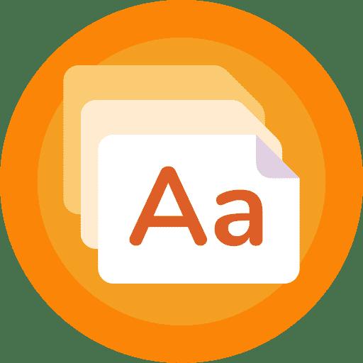 Het standaard Lettertype wijzigen in Windows 10
