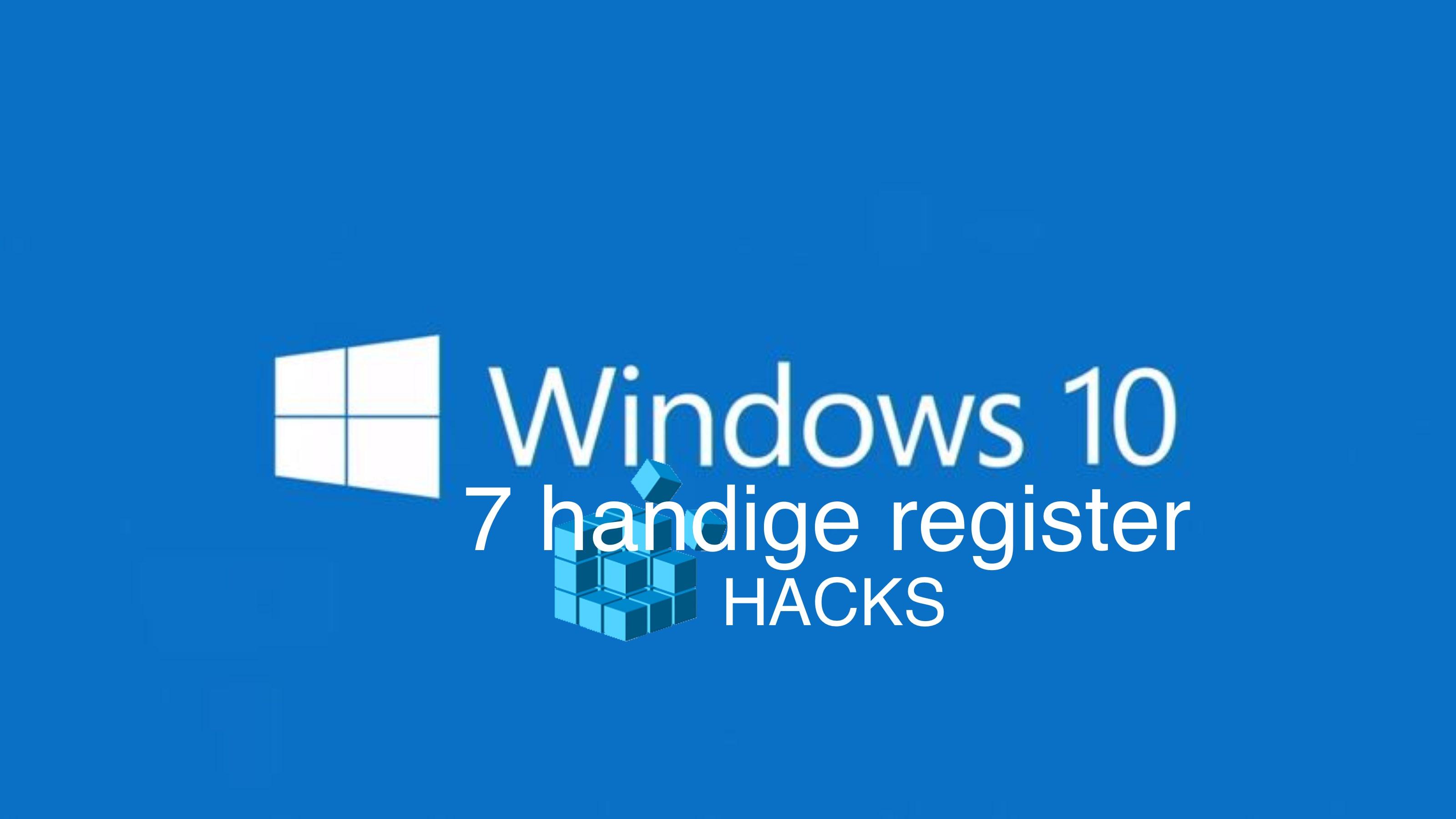 register hacks logo
