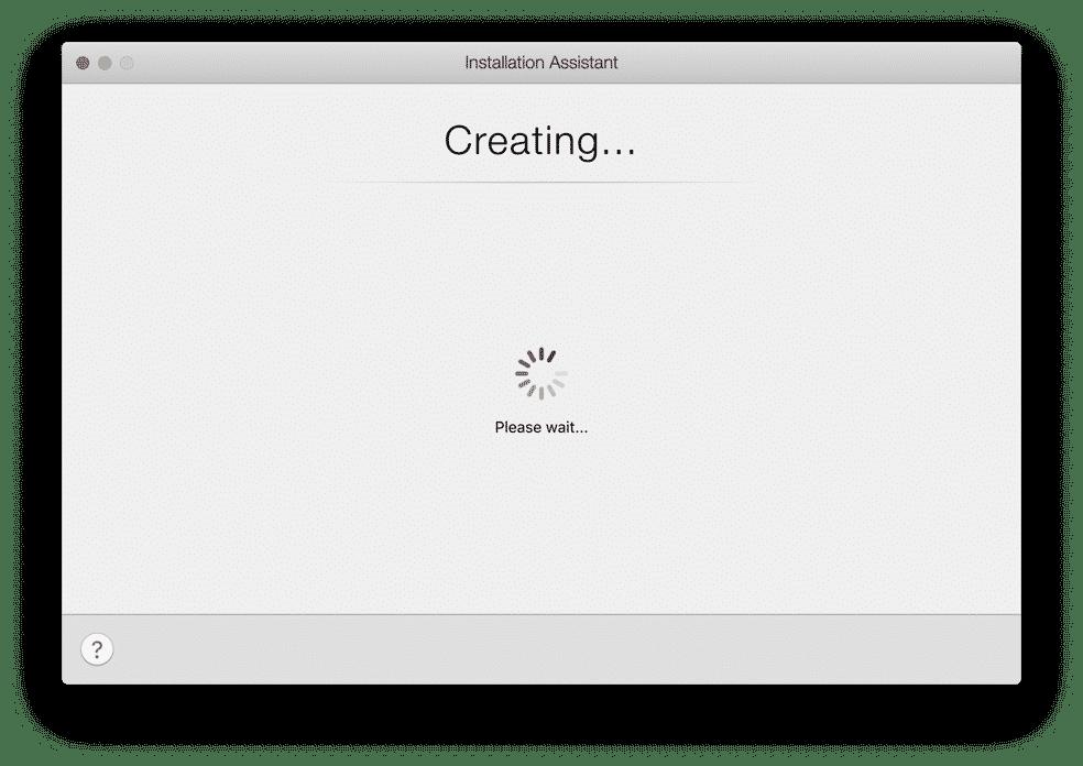 create virtual machine on mac
