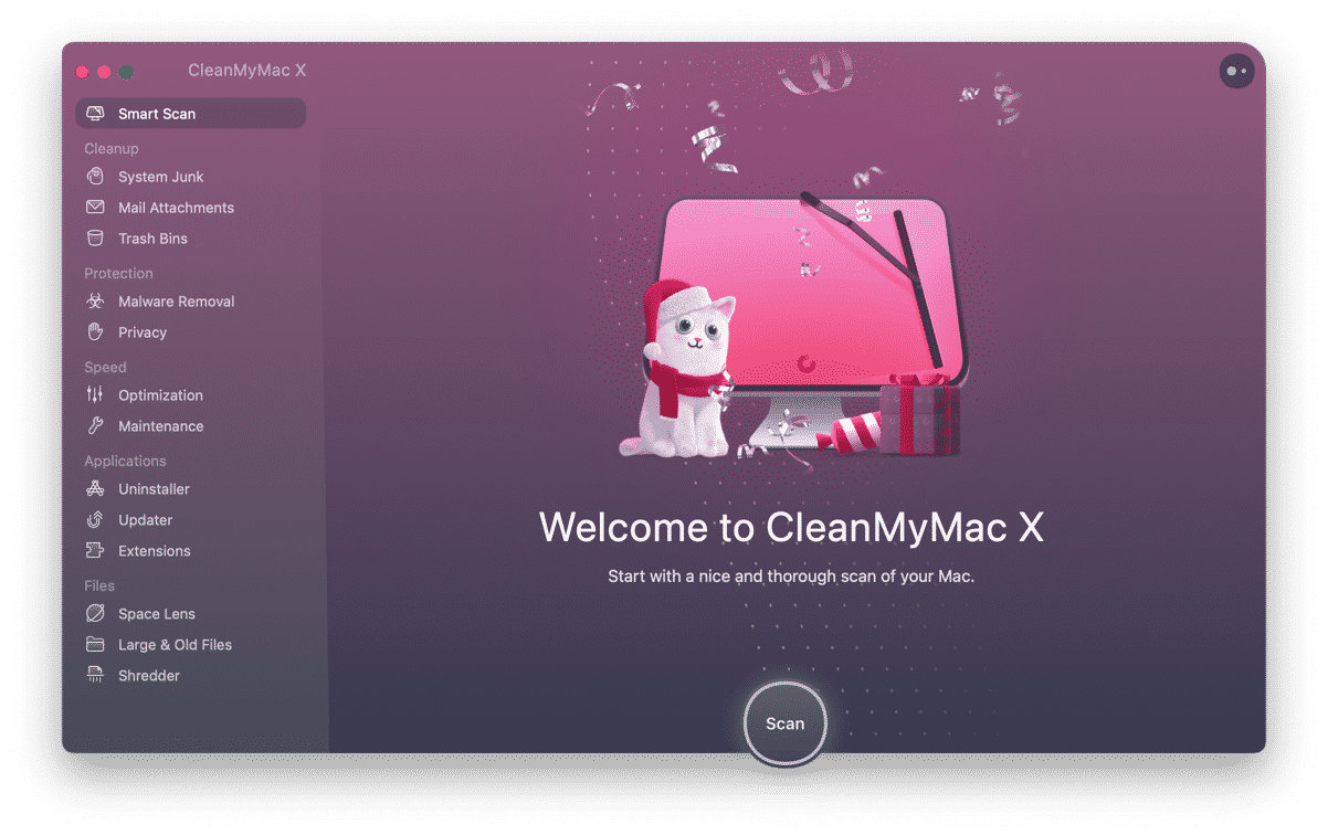make slow mac faster with cleanmymac