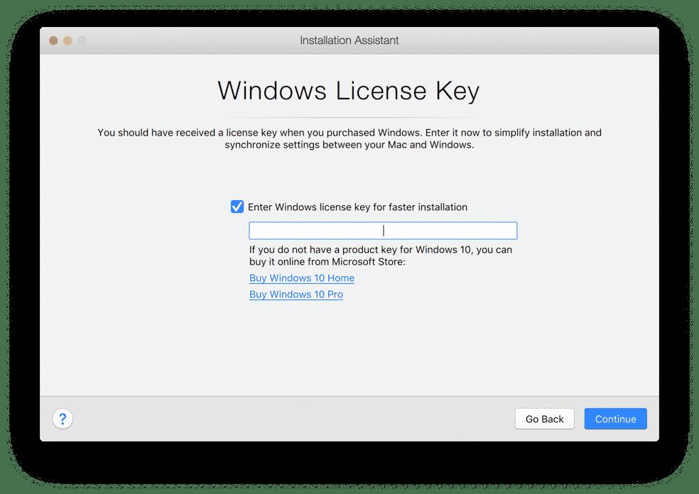 windows licentie code parallels desktop