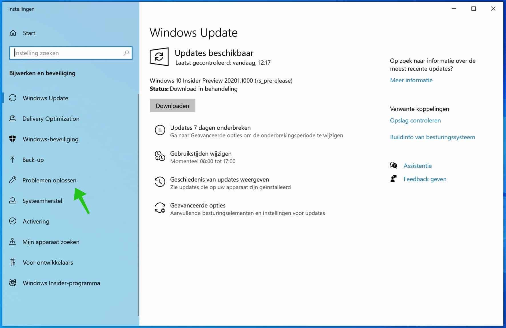 windows update problemen oplossen