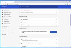 automatisch aanvullen in google chrome
