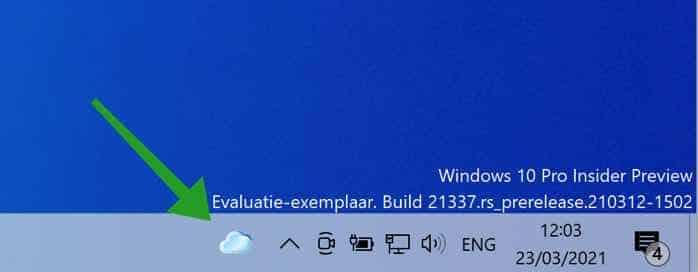nieuws en interesses pictogram windows 10