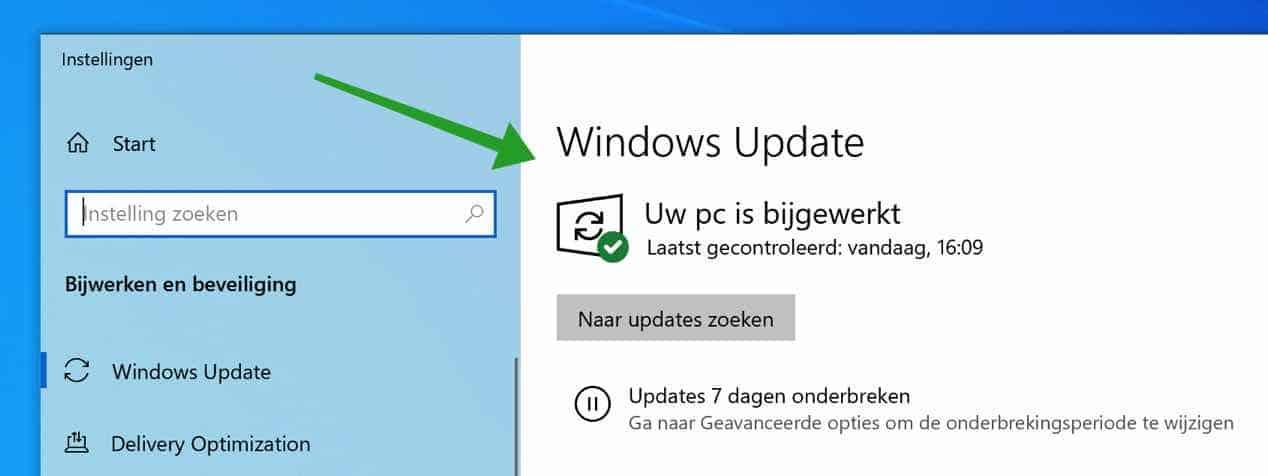 Sommige instellingen worden door uw organisatie beheerd verwijderen uit windows