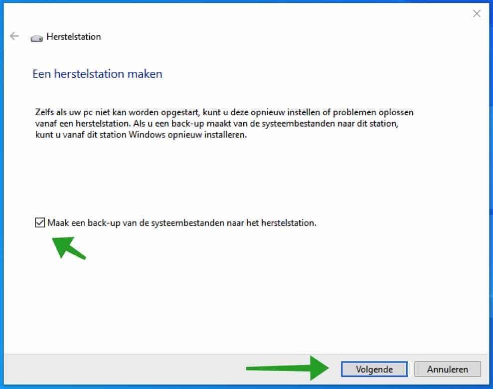 Windows 10 USB Herstelschijf maken? Dit is hoe! - PC Tips