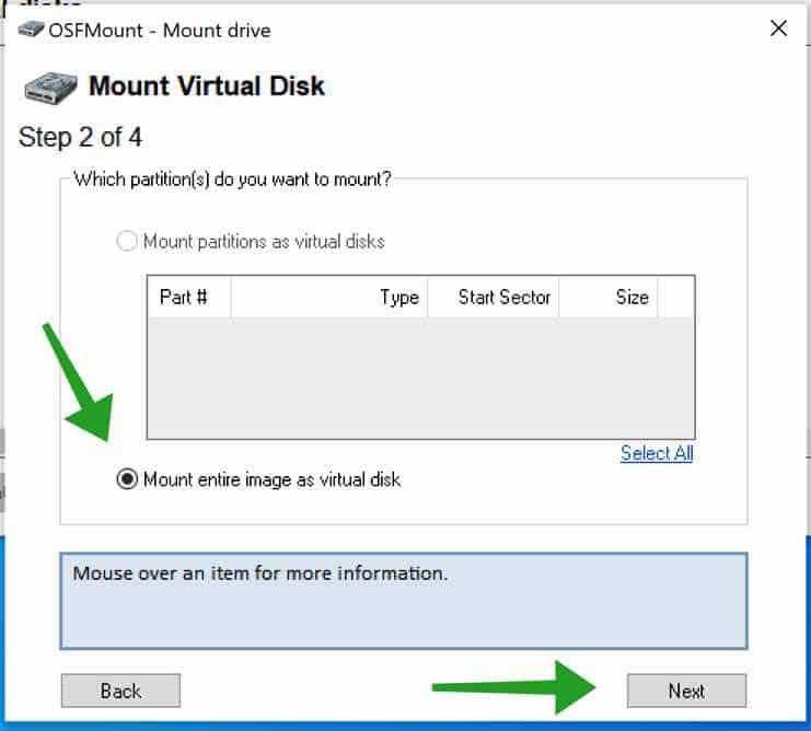 virtuele disk aanmaken in windows