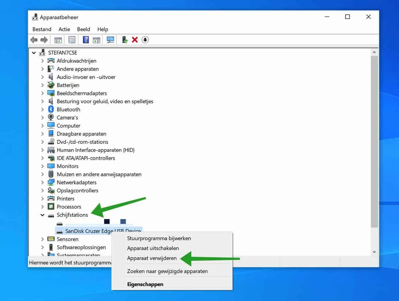 Externe hardeschijf wordt niet gedetecteerd in Windows? Probeer dit!