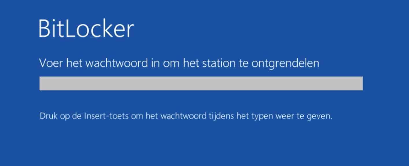 BitLocker instellen in Windows? Stap voor stap instructie!