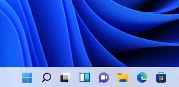 De taakbalk aanpassen in Windows 11