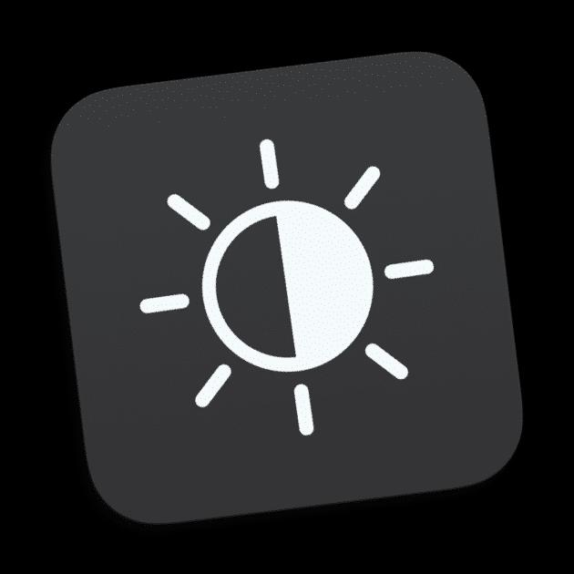 dark mode inschakelen mac