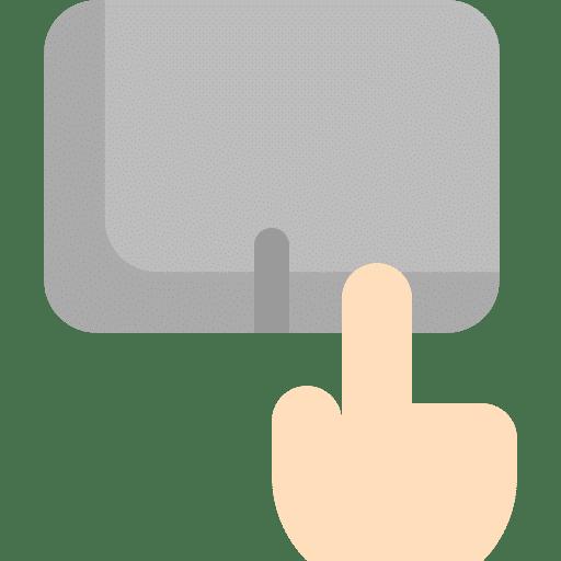 Veeg richting van het touchpad wijzigen in Windows 11