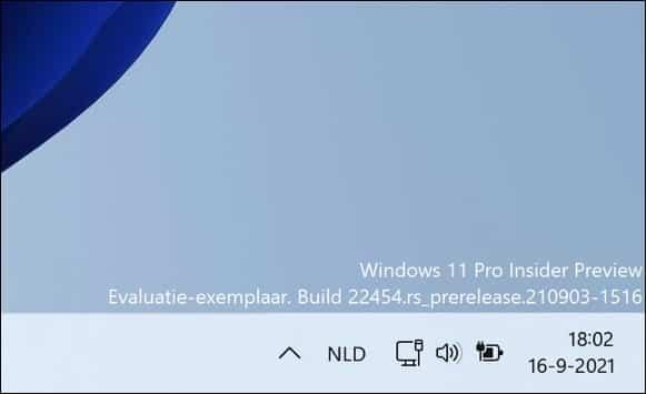 evaluatie waterWatermerk verwijderen in Windows? Dit is hoe!merk in Windows 11